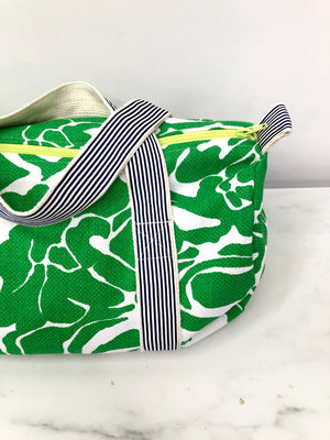 Repurposed Duffel Bag