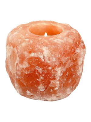 Himalayan Salt Candle Light