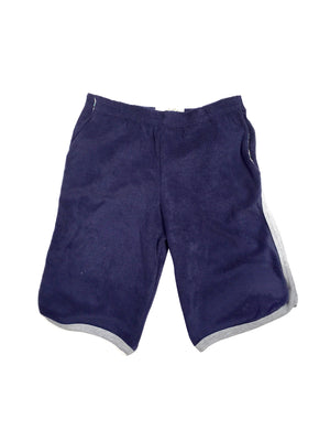 Kids Haldeman Sweatshort - Blue Loop Terry,sweatshort, The Uplifters- Woo