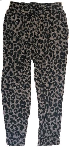 Jogger - leopard hacci,sweat pant, The Uplifters- Woo