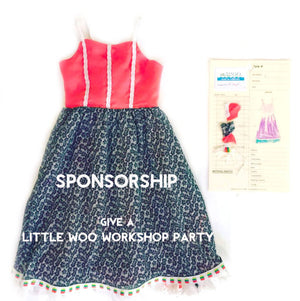 SPONSOR: Donate Little Woo Workshops to Inner City Youth,, The House of Woo- Woo
