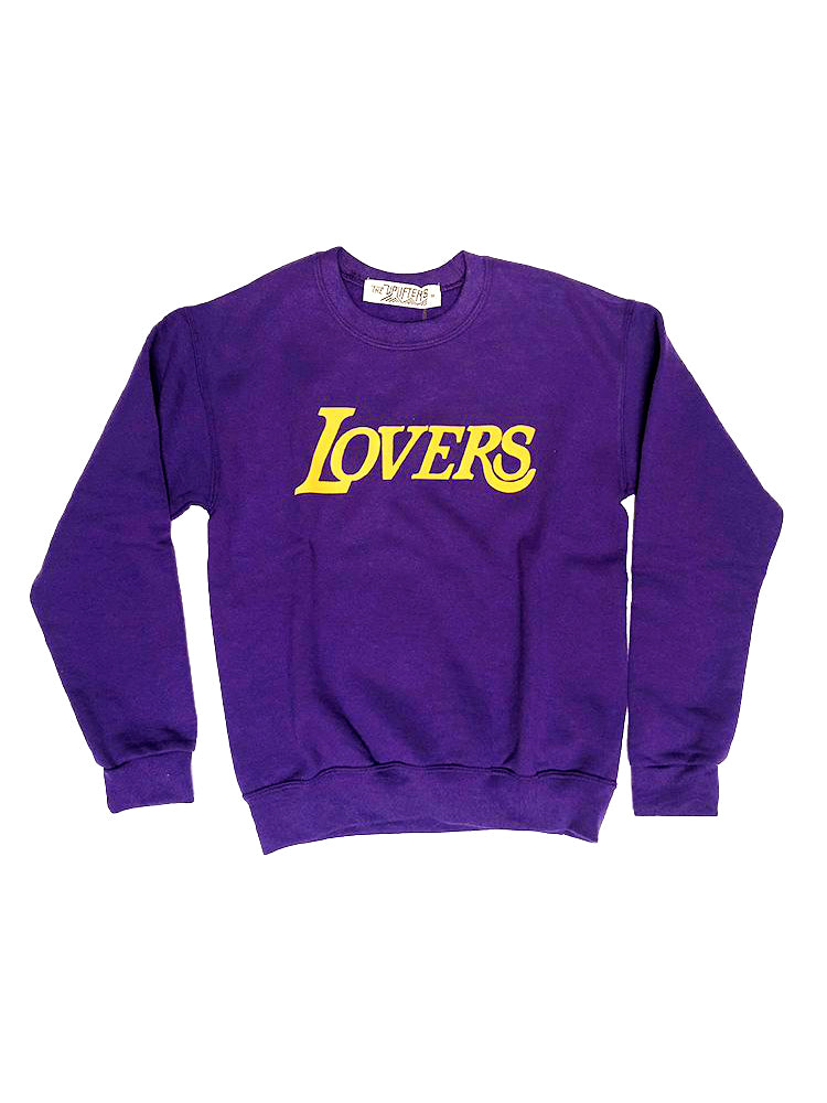 Lovers Sweatshirt,, The Uplifters- Woo