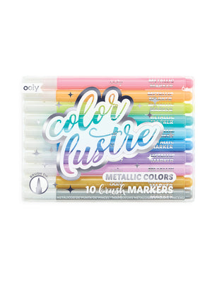 Color Lustre Markers