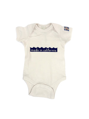 Made in California Onesie,newborn, little woo- Woo