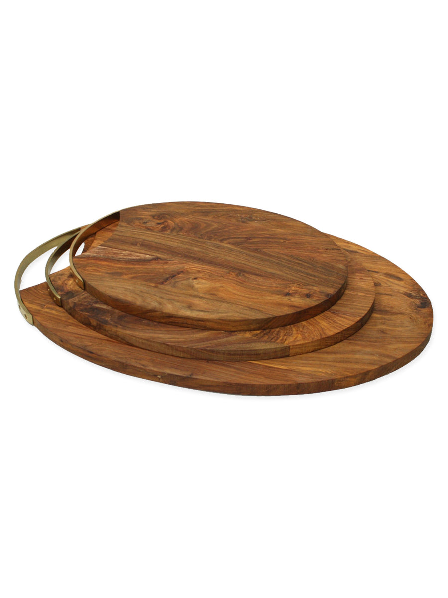 Curvo Serving / Cutting Board,home, Roost- Woo