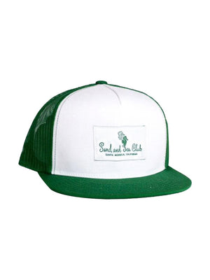 Official Sand & Sea Club trucker,hat, Sand & Sea Club- Woo