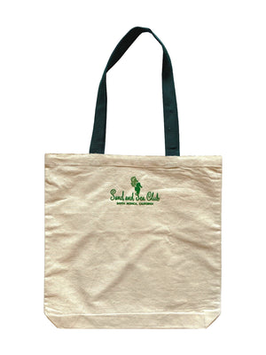 Sand & Sea Canvas Tote Bag,tote, sand & sea club- Woo