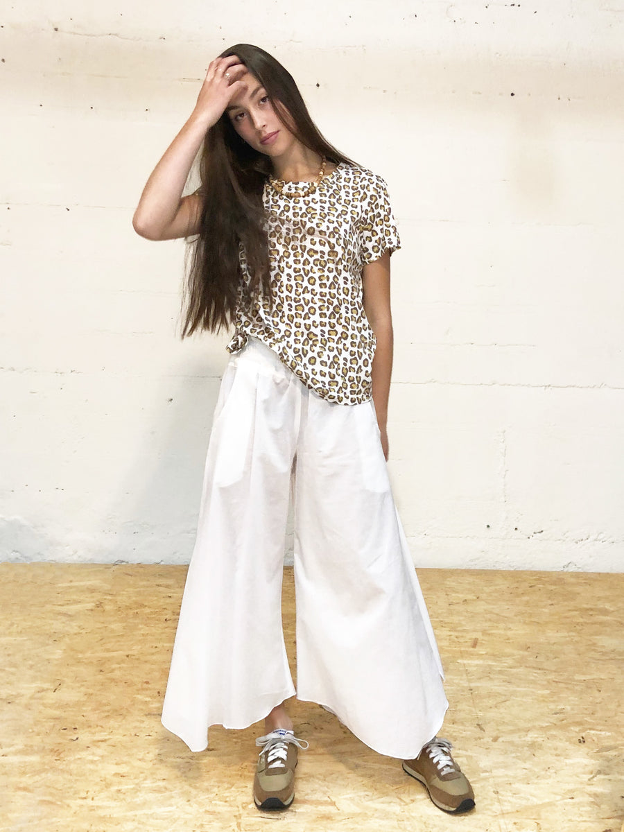 The Perfect Tee - leopard