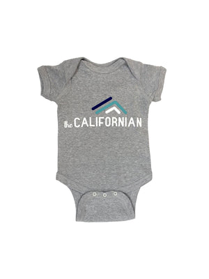 The Californian Onesie,newborn, little woo- Woo
