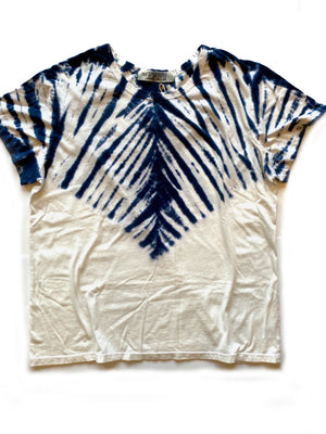 The Perfect Tee - triangle tides wash,, The Uplifters- Woo
