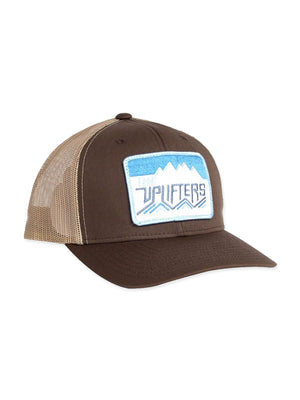 Classic Uplifters Patch Hat in Natural