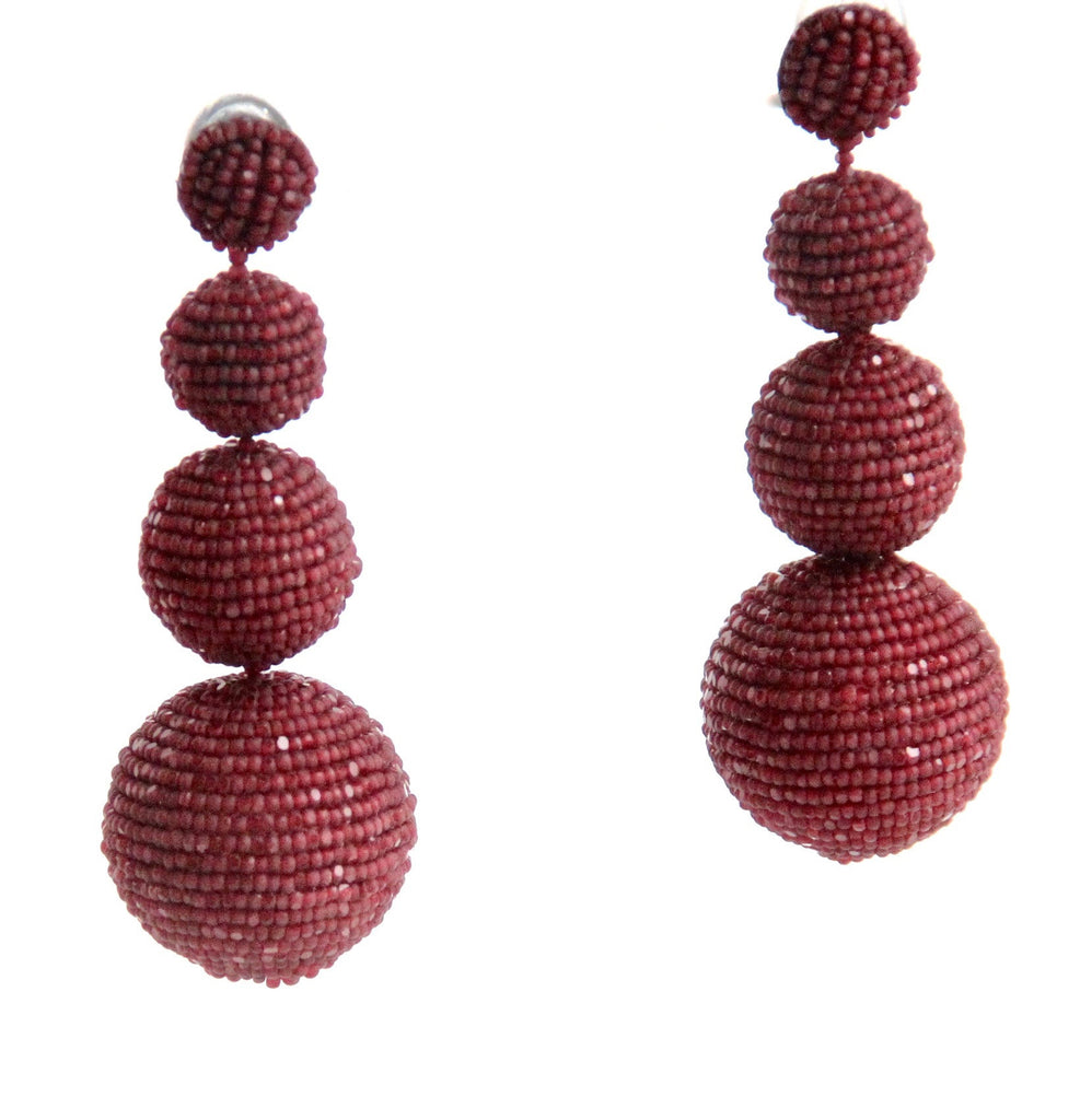 Statement Jewellery, Statement Earrings, Art Jewellery, Contemporary Jewellery, Scarlet Sage, Cult Curators