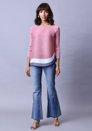 Isabel Top - Pink