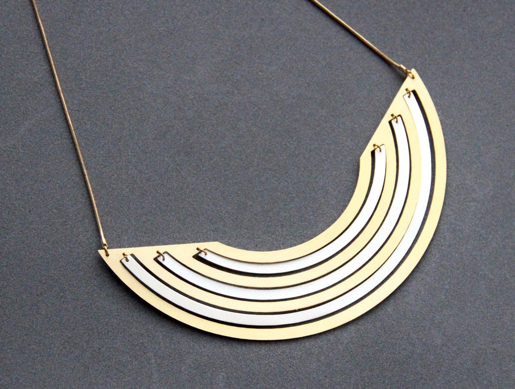 Layer Me Necklace- Gold & Silver