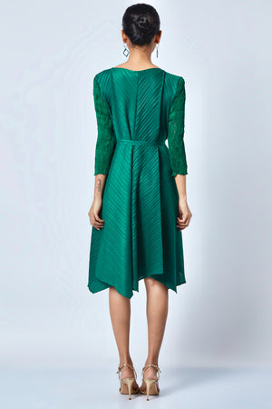 Grace Dress - Green