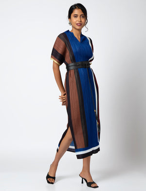 Serena Dress - Midnight Hues