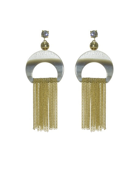 Elan Chain Earrings