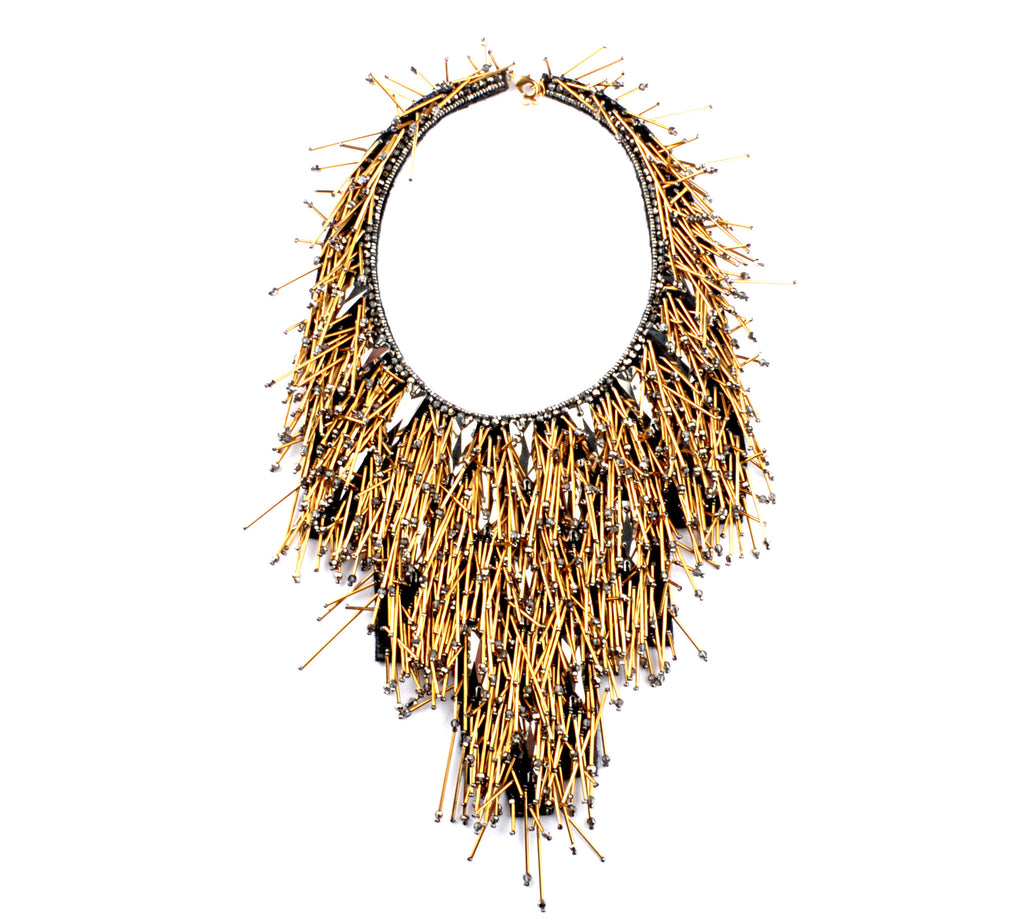 The Riviera Necklace - Gold