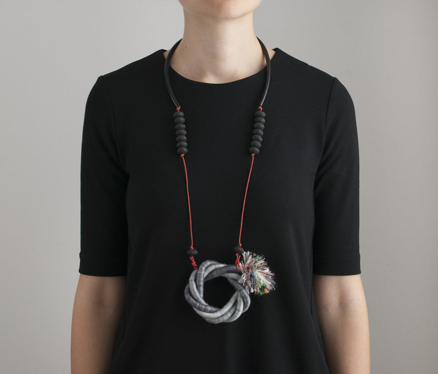 Statement Jewellery, Statement Necklace, Art Jewellery, Contemporary Jewellery, Scarlet Sage, Cult Curators