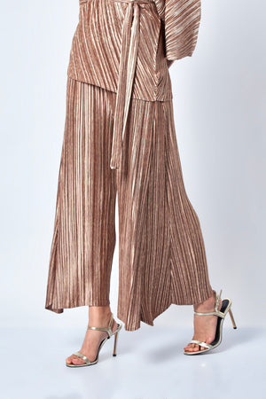 Taylor Pants - Rose Gold
