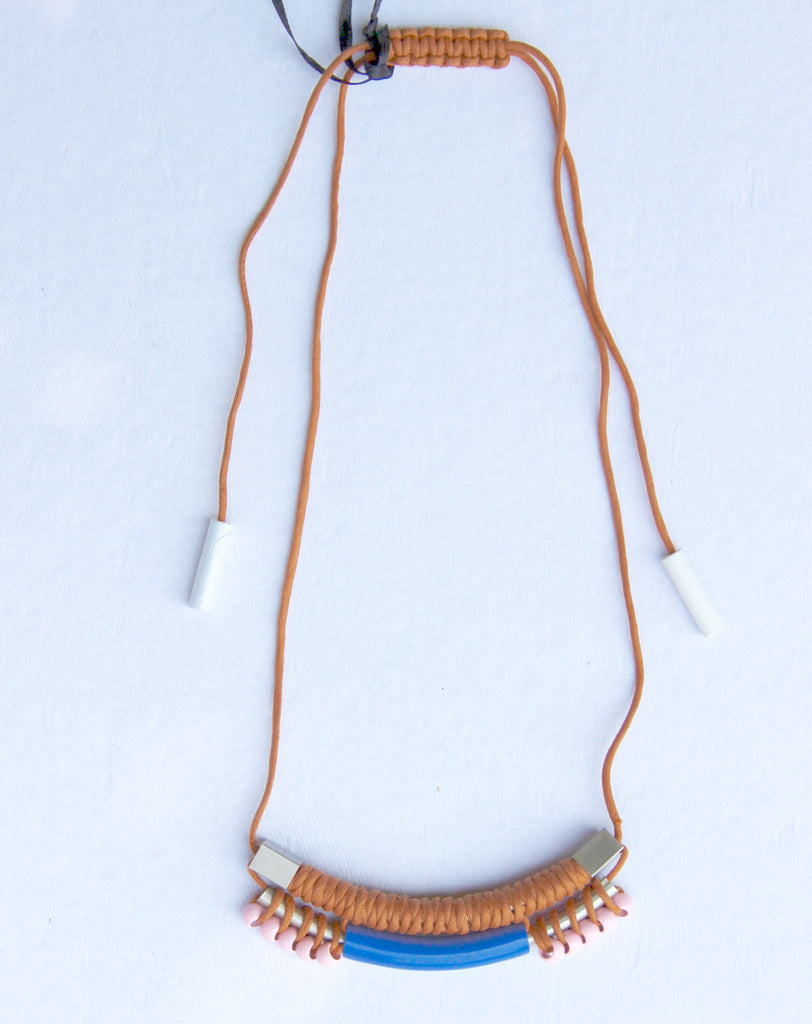 The Contemporary Tribe necklace