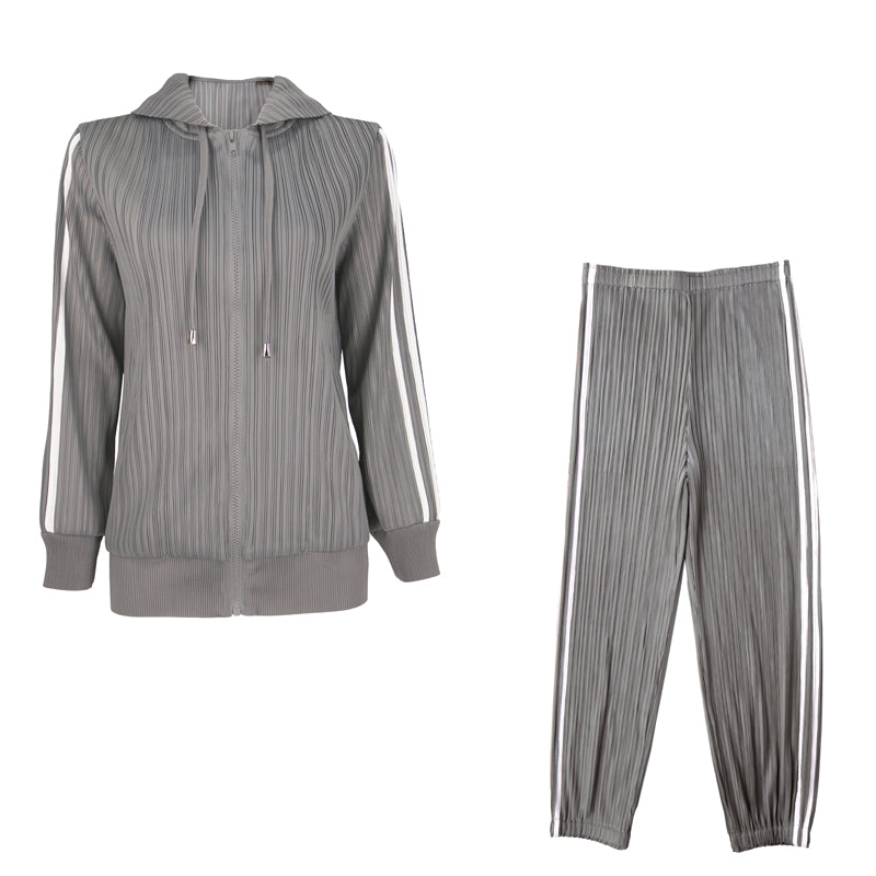 Track Set Co-ord - Grey