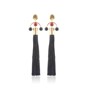 Alexandra Tassel Earrings