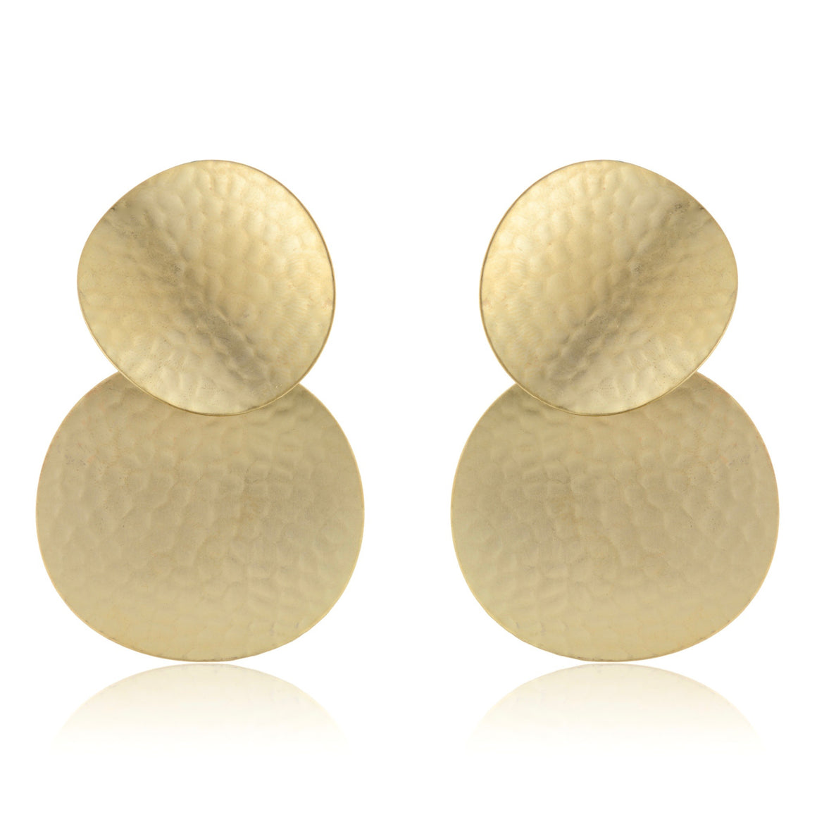 Kaori Earrings - Gold