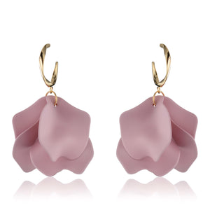 Wylder Earrings - Ash Pink