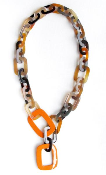 Kalon Necklace Orange