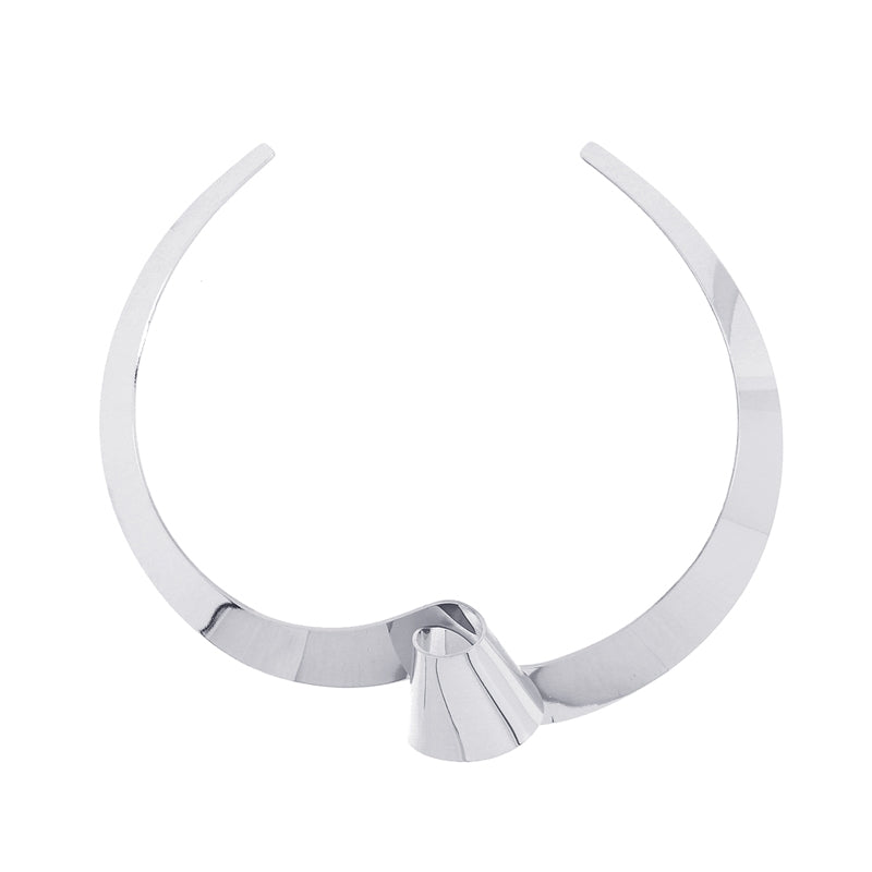 Knot Collar Steel