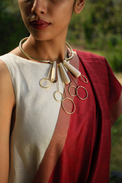 Lorna Necklace - Ivory