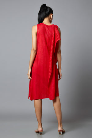 Alicia Dress - Red