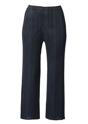 Diane Straight Pants - Black
