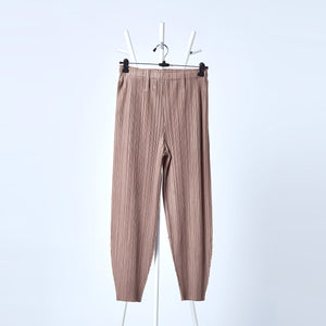 Chino Style Pants - Brown