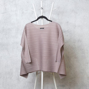The Side Panelled Top - Grey