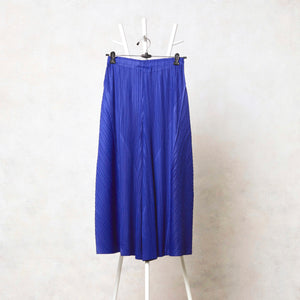 Kelsey Culottes - Royal Blue