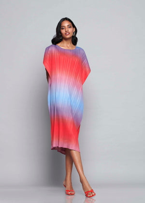 Ombre Dress -  Wild Summer