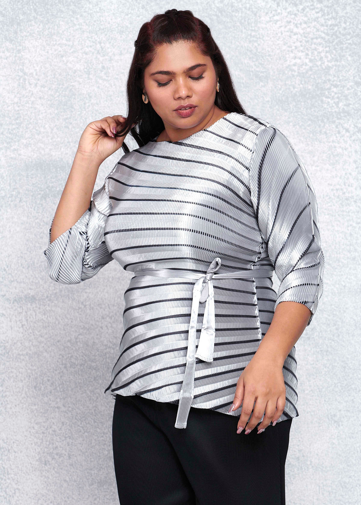 Stilla Top - Silver