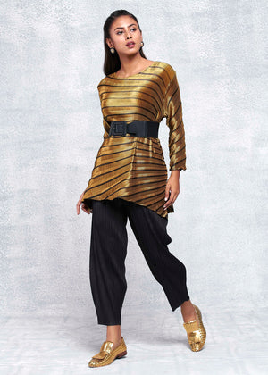 Stilla Top - Antique Gold
