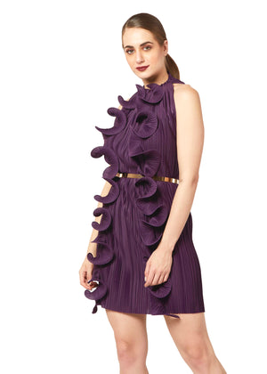Para Dress - Purple