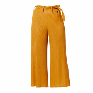 Coral Pants - Ochre