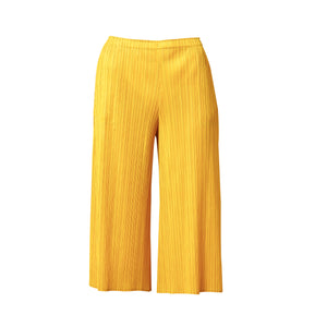Zoey Culottes - Yellow