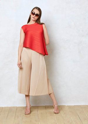 Kelsey Culottes - Cream