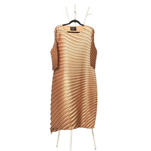 Stilla Dress - Gold