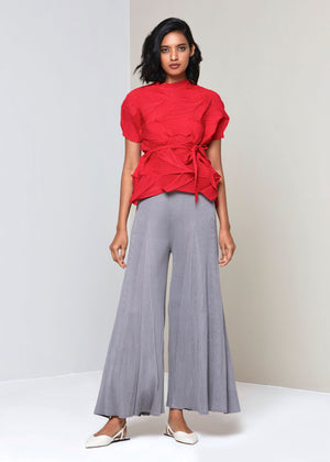 Superflaired Alice Pants - Grey