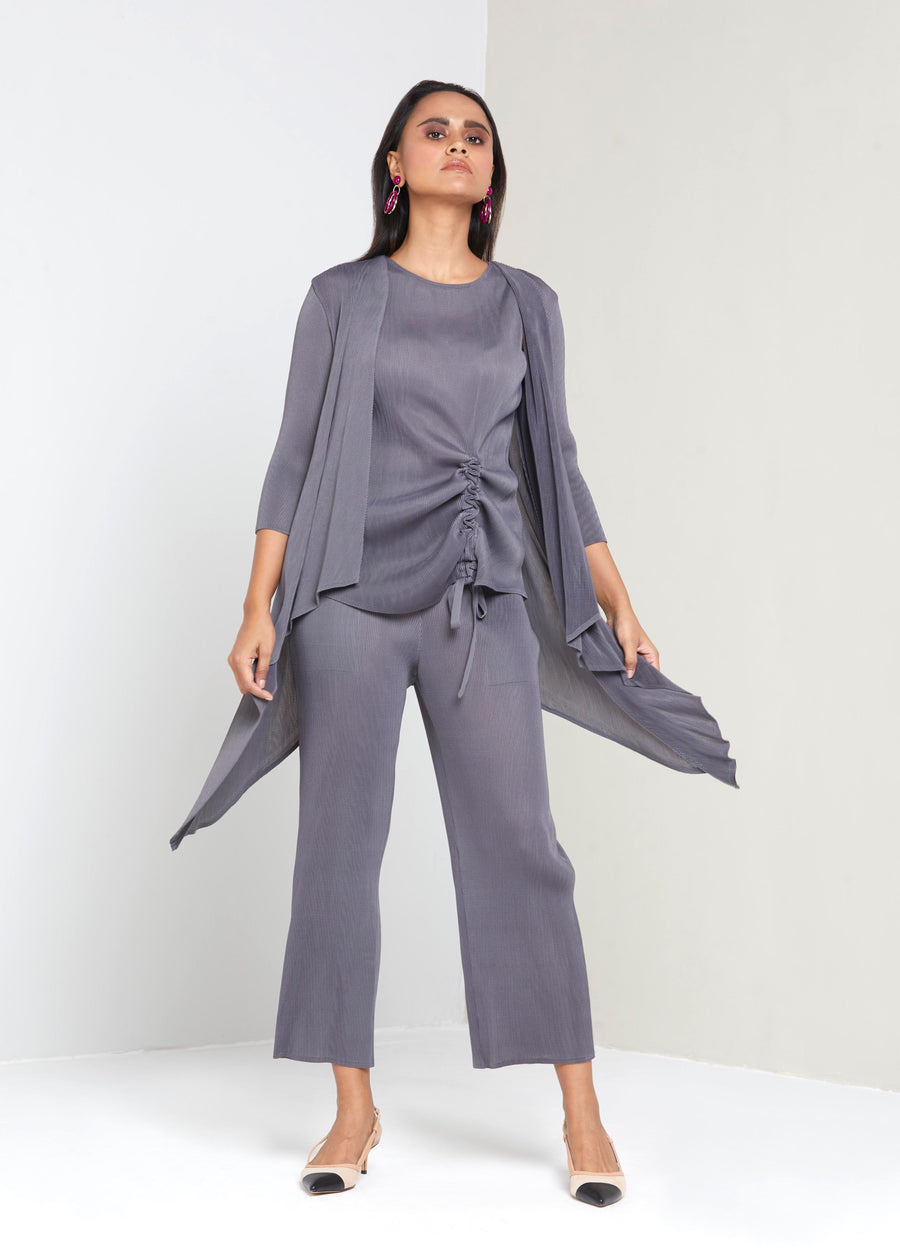 Overlay 3 Pc Set - Grey
