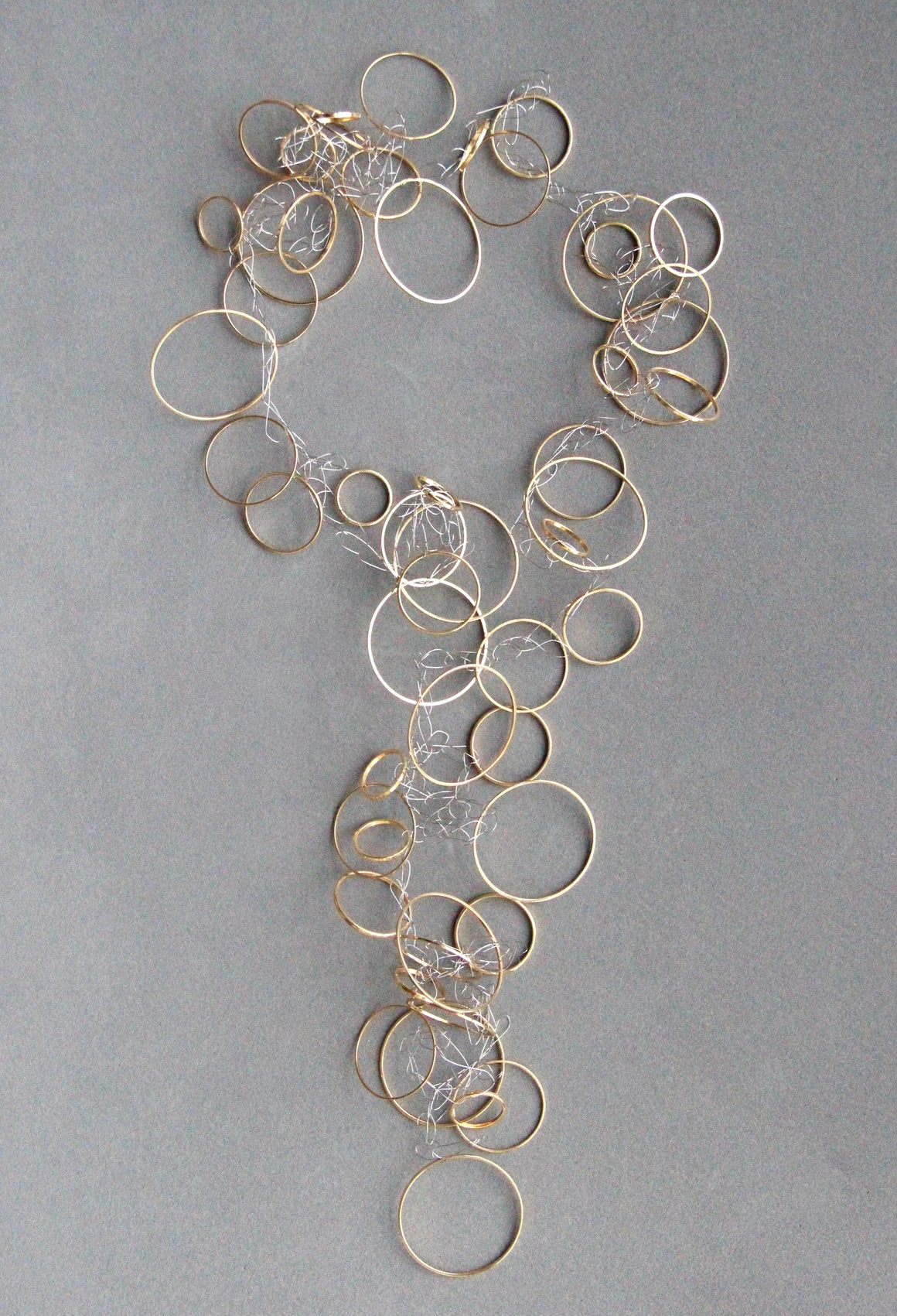 The Ethereal Tangle - Gold & Silver