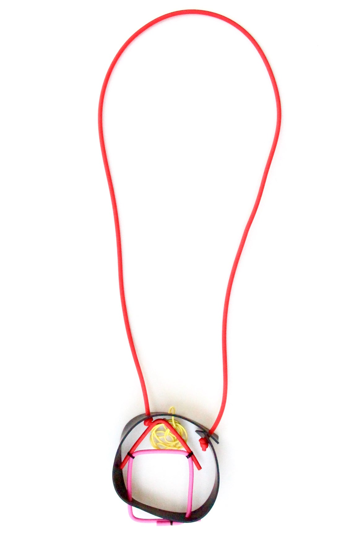 The Happiness House Necklace