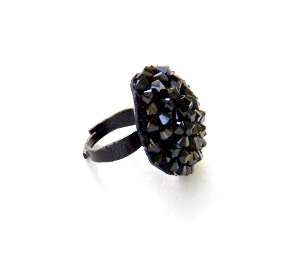 Chloe Ring - Black